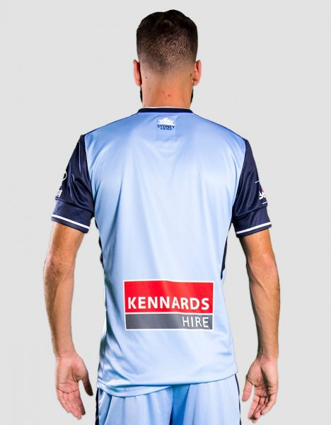 Camiseta titular Puma del Sydney FC | Foto Web Oficial