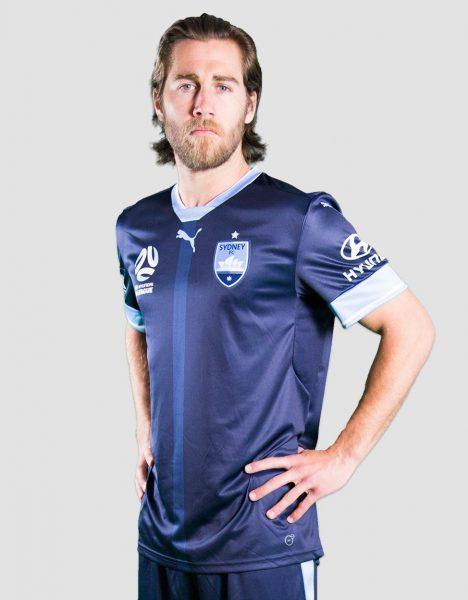Tercera camiseta Puma del Sydney FC | Foto Web Oficial