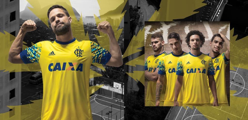 Tercer kit del Flamengo | Foto Adidas
