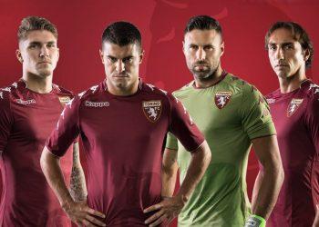 Camiseta titular Kappa del Torino FC | Foto Web Oficial