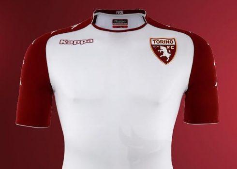 Camiseta suplente del Torino FC | Foto Web Oficial