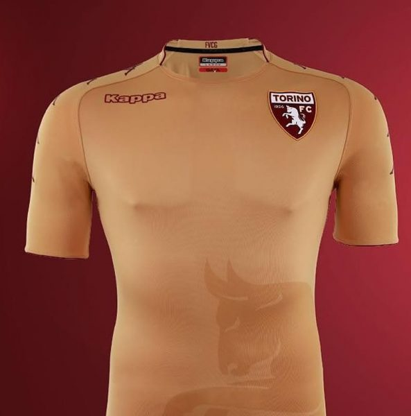 Tercera camiseta del Torino FC | Foto Web Oficial