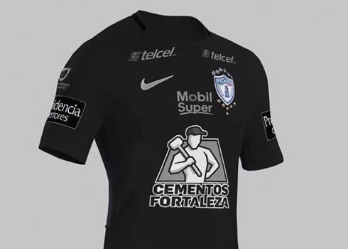 Camiseta suplente Nike de los Tuzos   Foto Twitter Oficial