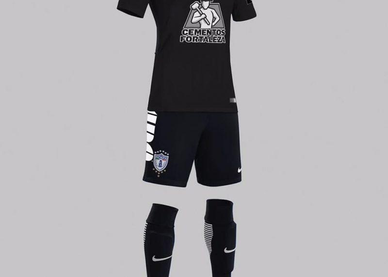 Camiseta suplente Nike de los Tuzos | Foto Twitter Oficial