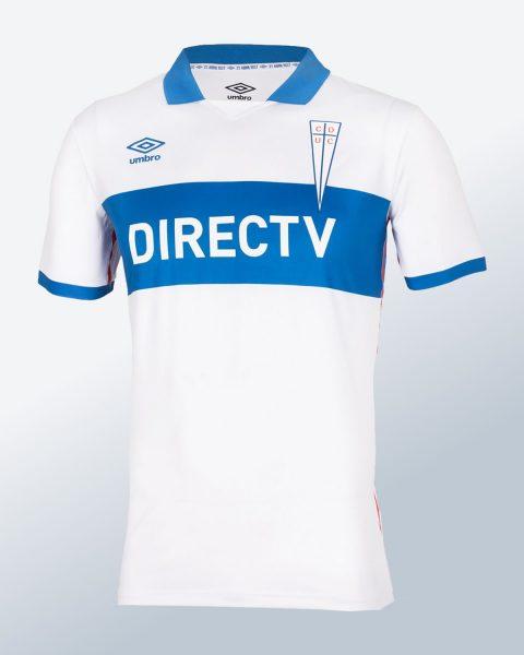 Camiseta titular de la U Católica para 2017 | Foto web oficial