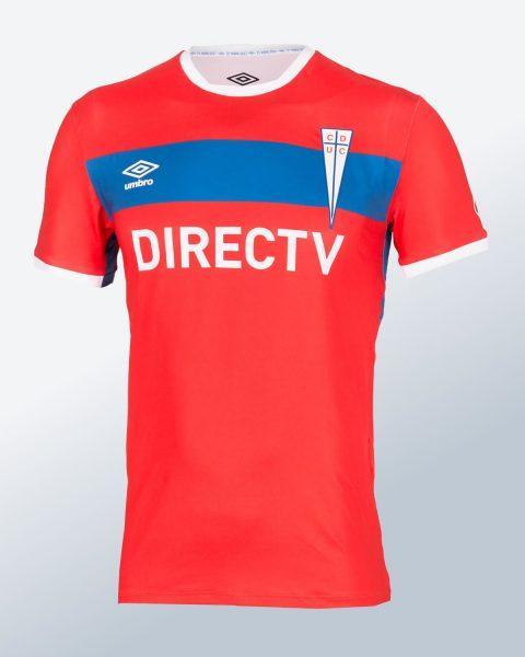 Camiseta suplente de la U Católica para 2017 | Foto web oficial