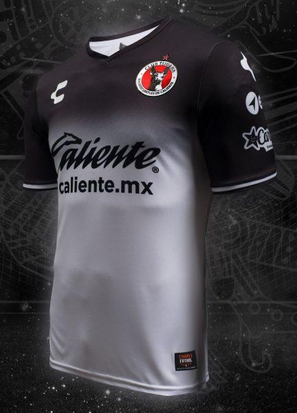 Camiseta suplente de los Xolos de Tijuana | Foto Charly