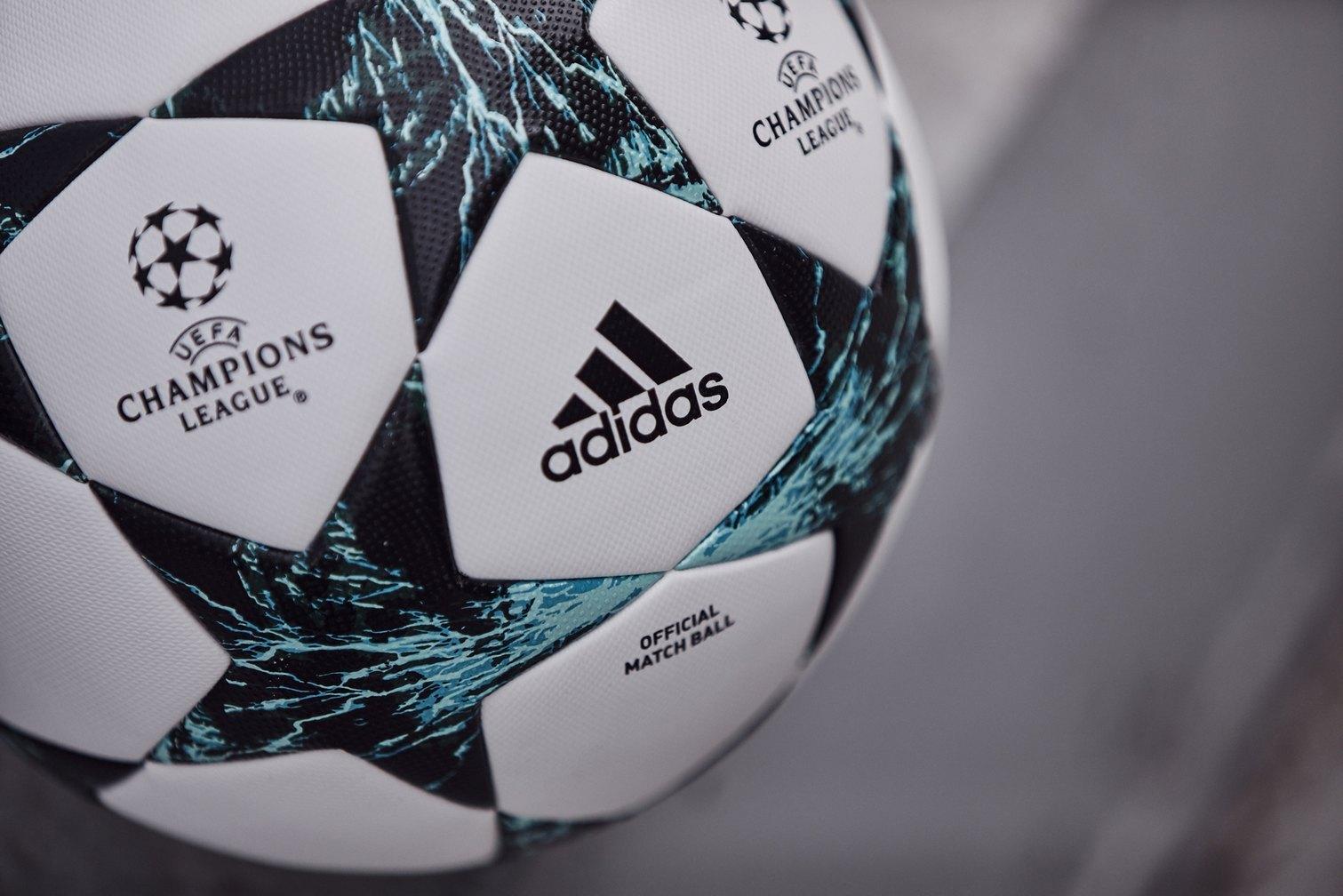 Nuevo balón oficial de la UEFA Champions League 2017-18  aaf3da6b585f1