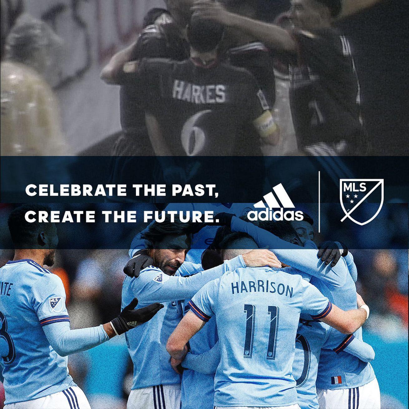 Adidas y MLS seguirán juntos hasta 2024