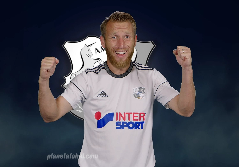 Camiseta titular Adidas del Amiens SC | Foto Web Oficial