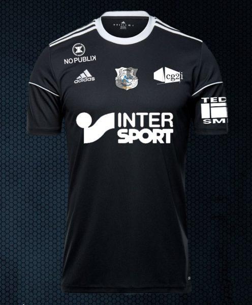 Camiseta suplente Adidas del Amiens SC | Foto Web Oficial