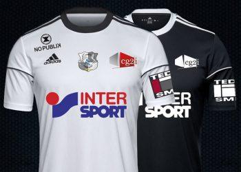 Camisetas Adidas del Amiens SC | Foto Web Oficial