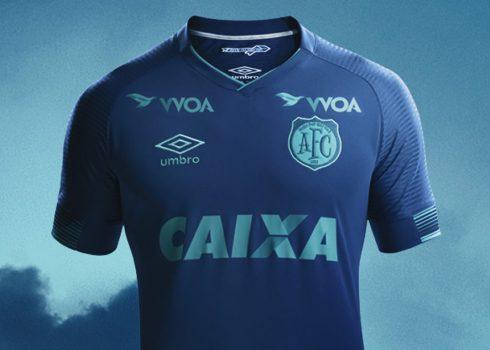 Tercera camiseta del Avaí FC de Brasil | Foto Umbro