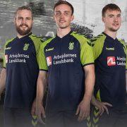 Camiseta suplente del Brøndby IF | Foto Web Oficial