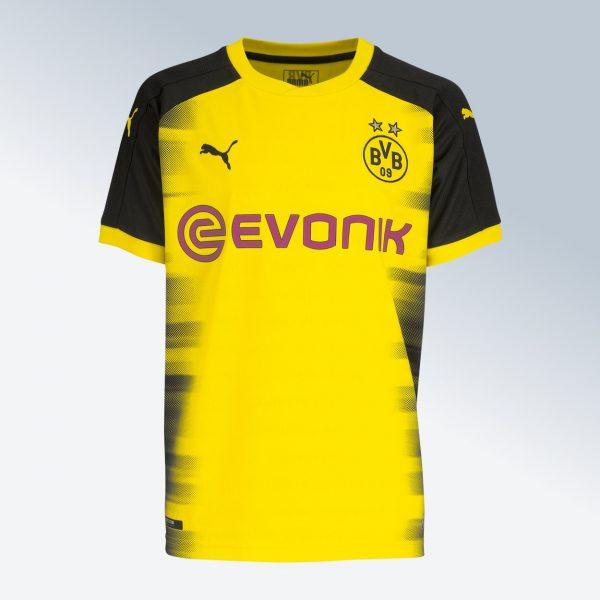 Camiseta internacional del Borussia Dortmund | Foto Web Oficial