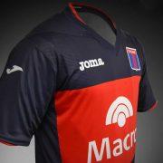 Camiseta titular de Tigre | Imagen Joma