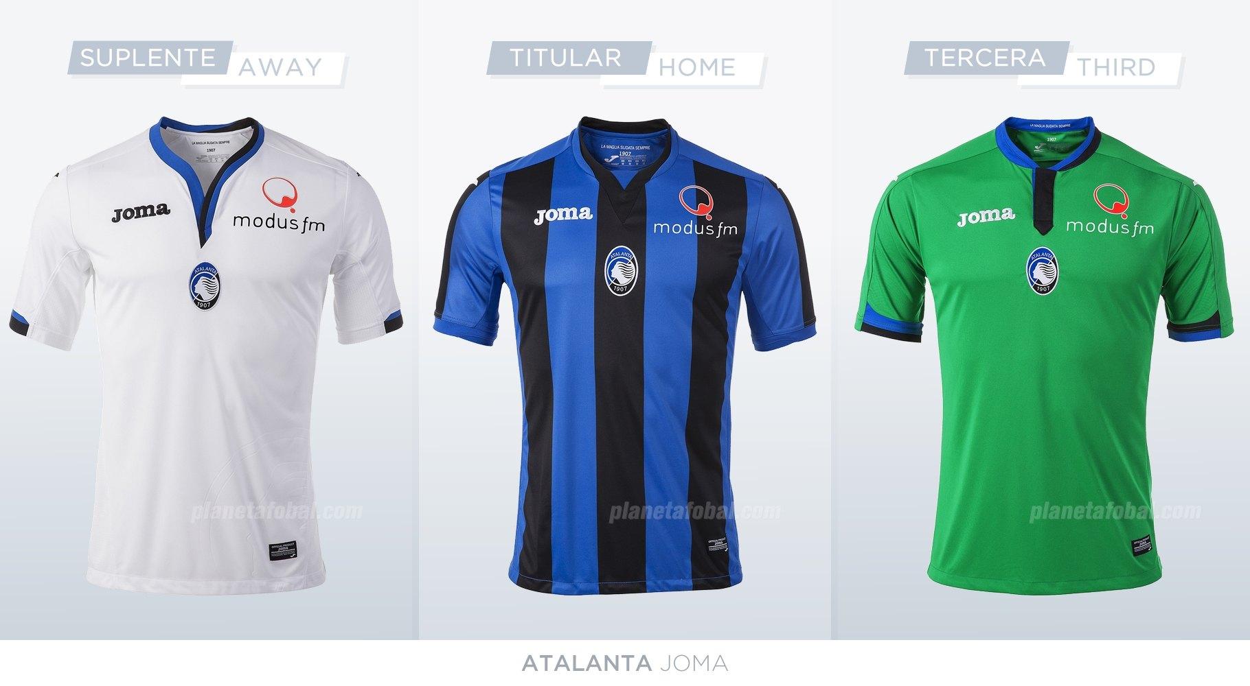 cae227cbd3bd5 Camisetas de la Serie A 2017 18