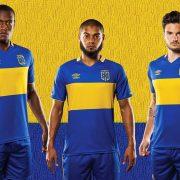 Camiseta titular del Cape Town City FC | Foto Web Oficial