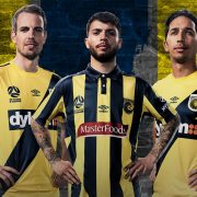 Camisetas del Central Coast Mariners | Foto Web Oficial