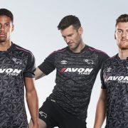 Tercera camiseta Umbro del Derby County | Foto Web Oficial