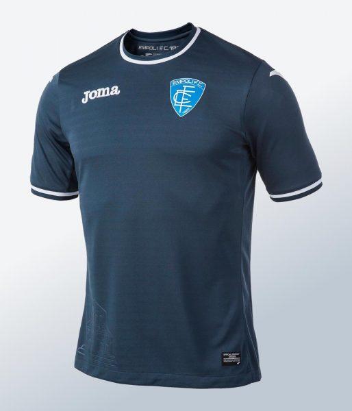 Tercera camiseta del Empoli Calcio | Foto Joma Sport