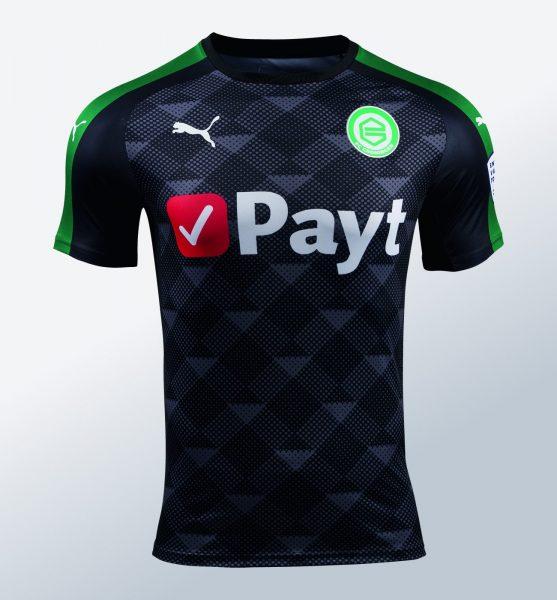 Camiseta suplente del FC Groningen | Foto Puma