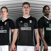 Camiseta suplente Adidas del Fulham FC | Foto Web Oficial