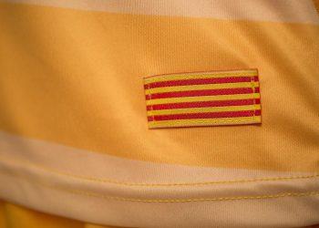 Tercera camiseta Umbro del Girona | Foto Web Oficial