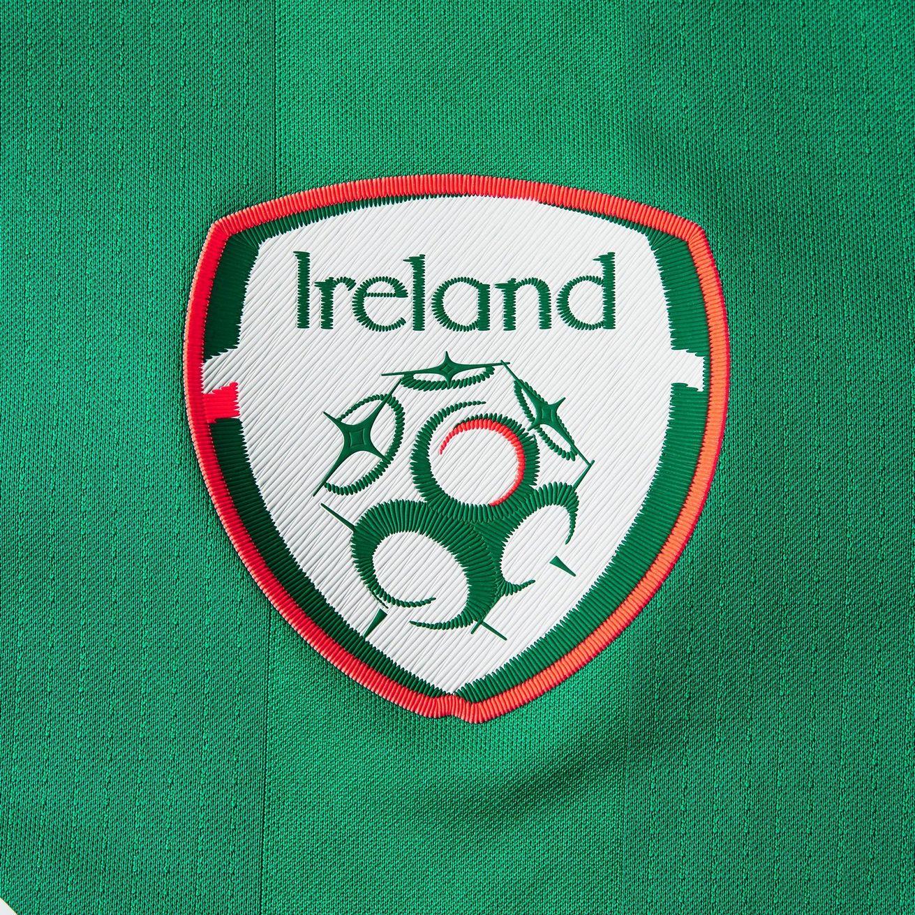 Camiseta titular de la República de Irlanda | Foto New Balance