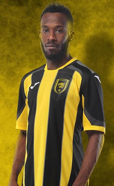 Camiseta titular Joma del Ittihad FC | Foto Web Oficial