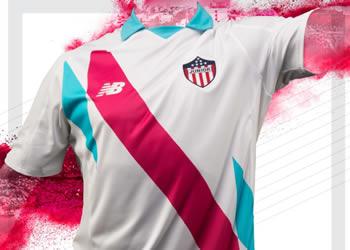 Nuevo kit del Junior de Barranquilla | Foto New Balance
