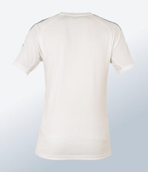 Camiseta alternativa blanca del Leicester City | Foto Web Oficial
