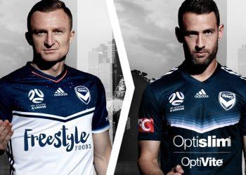 Camisetas del Melbourne Victory | Foto Web Oficial