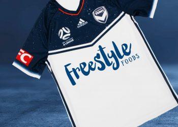 Camiseta suplente del Melbourne Victory | Foto Web Oficial