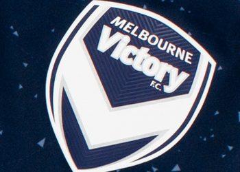 Camiseta suplente del Melbourne Victory   Foto Web Oficial