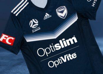 Camiseta titular del Melbourne Victory | Foto Web Oficial