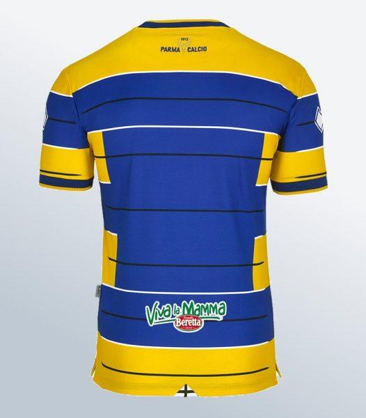 Camiseta suplente Erreà del Parma Calcio | Foto Web Oficial