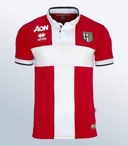 Tercera camiseta Erreà del Parma Calcio | Foto Web Oficial