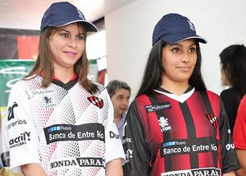 Nuevas camisetas Sport Lyon de Patronato | Foto Twitter Oficial