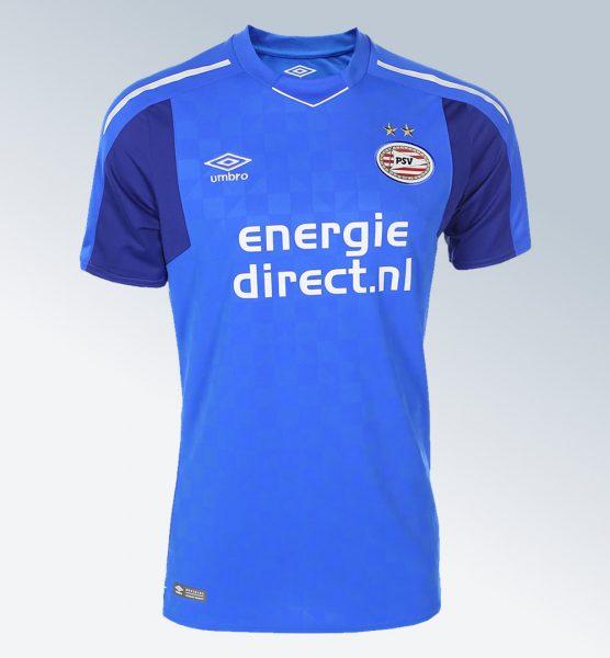 Tercera camiseta del PSV | Foto Web Oficial