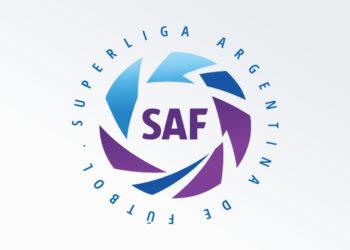 Nuevo logo de la SAF Superliga Argentina | Imagen FOX Sports