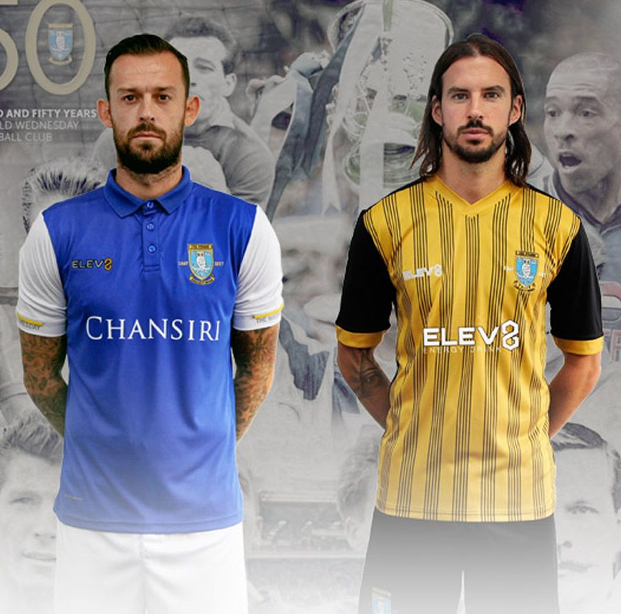 Camisetas por los 150 años del Sheffield Wednesday | Foto Web Oficial