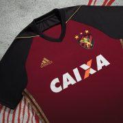 Tercera camiseta del Sport Recife | Foto Adidas