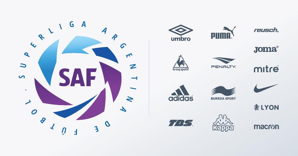 Catorce marcas se reparten a los 28 clubes de la Superliga