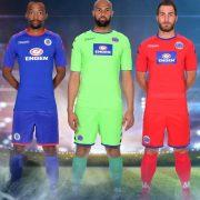 Nuevas camisetas Kappa del SuperSport United FC | Foto Web Oficial