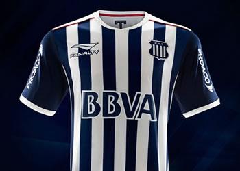 Nueva camiseta titular de Talleres de Córdoba | Foto Web Oficial