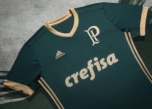 Tercera camiseta del Palmeiras | Foto Adidas