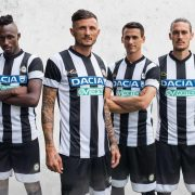 Camiseta titular HS Football del Udinese | Foto Web Oficial