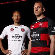 Nuevas camisetas del Western Sydney Wanderers FC | Foto Web Oficial