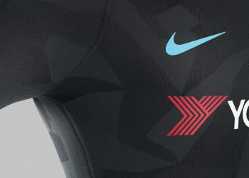 Tercera camiseta del Chelsea FC | Foto Nike